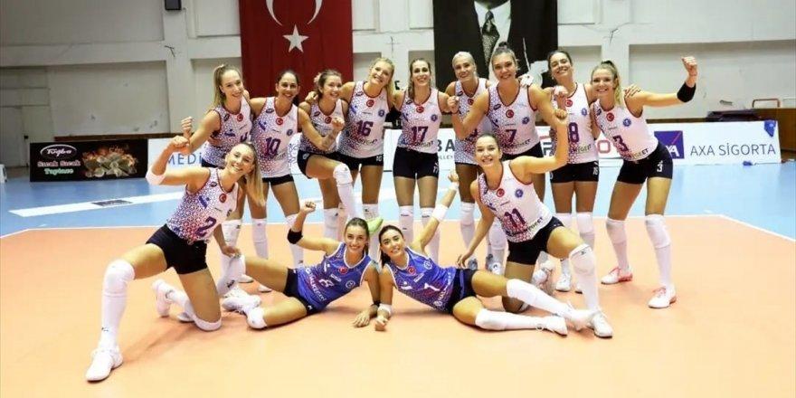 Aydın Büyükşehir Belediyespor: 3 - KV Drita: 0