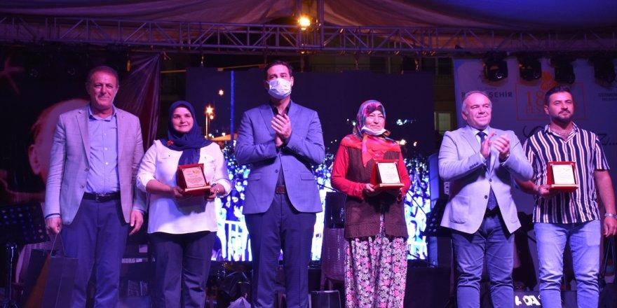 18. Germencik İncir, Tarım, Kültür ve Sanat Festivali başladı
