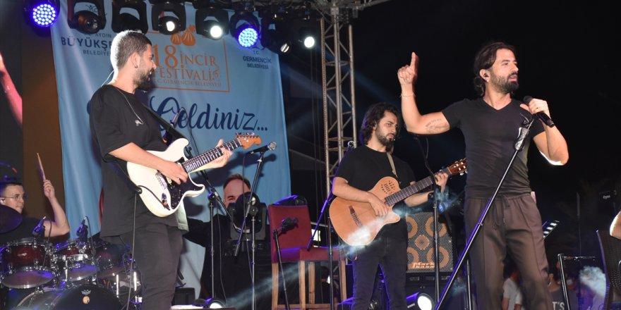 Germencik'teki festival Koray Avcı konseriyle sona erdi