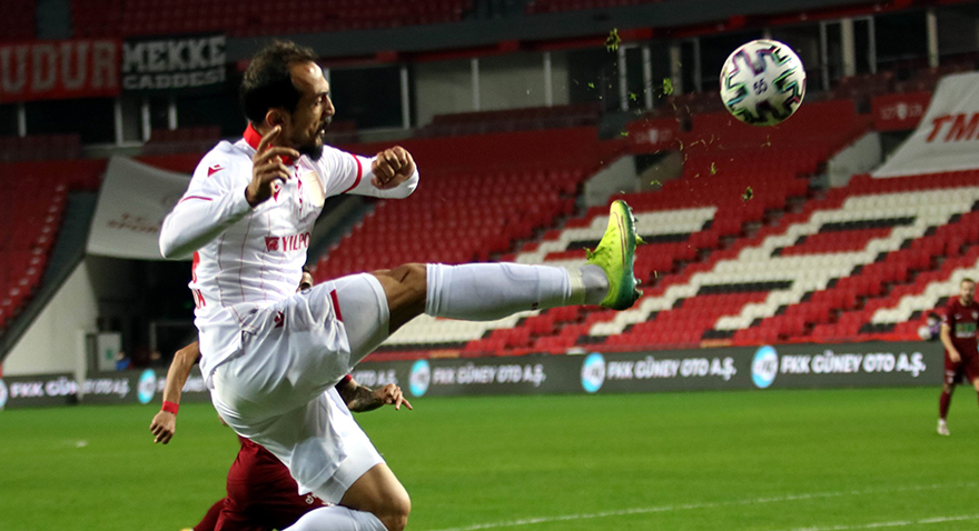 TFF 1. Lig: Samsunspor: 3 - Bandırmaspor: 1