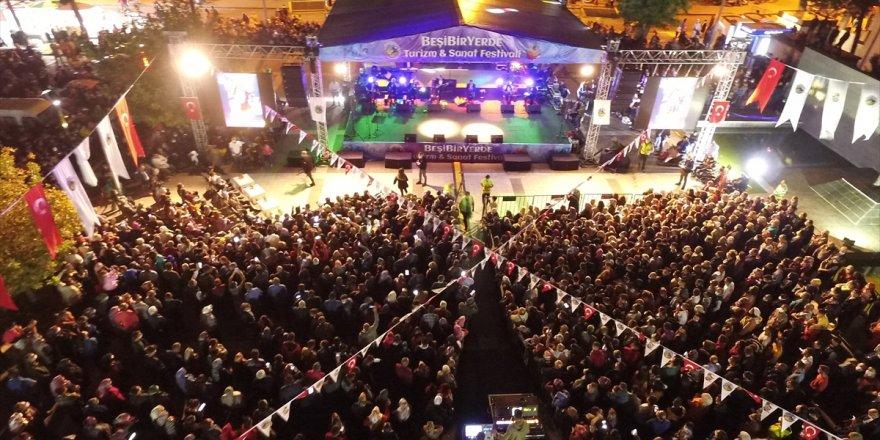 Manisa'da Beşibiryerde Turizm ve Sanat Festivali başladı