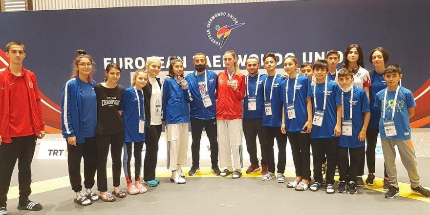 Türk Telekom'un milli tekvandocularına 6. WT Başkanlık Kupası'ndan dört madalya