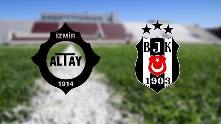 Beşiktaş ile Altay 18 sezon sonra karşı karşıya gelecek