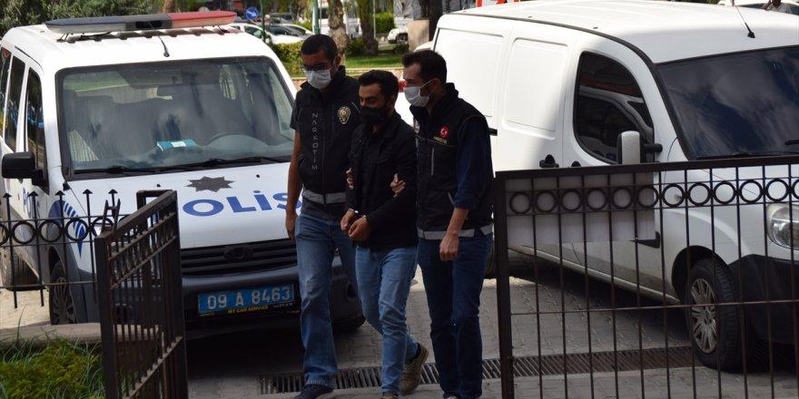 Hava filtresi boşluğunda uyuşturucu ele geçirilen aracın sürücüsü tutuklandı