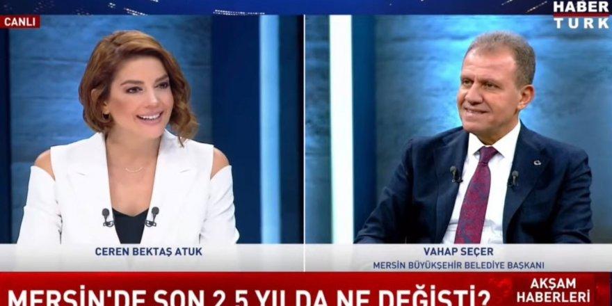 """Seçer'den metro yorumu: """"Mersin tarihindeki en büyük yerel yönetim yatırımı"""""""