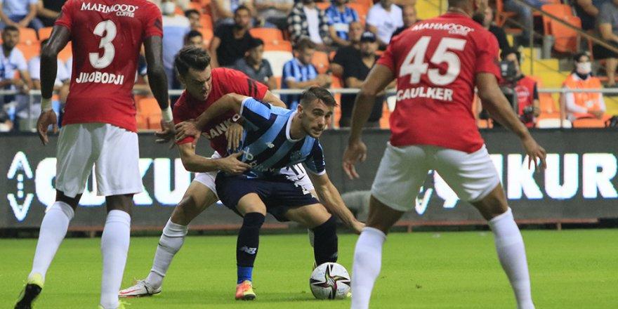 Adana Demirspor: 4 - Gaziantep FK: 0