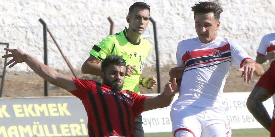 Turgutluspor: 0 - Çorum FK: 0
