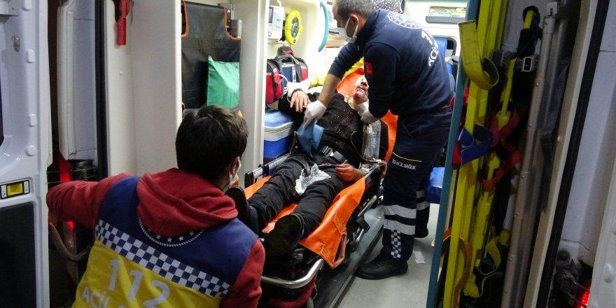 Balıkçı kulübesine silahlı saldırıda ağır yaralandı