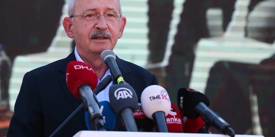 CHP Genel Başkanı Kılıçdaroğlu, İzmir'de depremzedelere seslendi