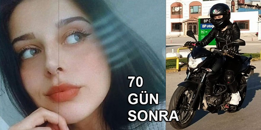 Kütahya'da trafik kazasında yaralanan motosiklet tutkunu genç kız 70 gün sonra öldü