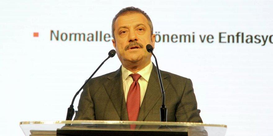 Merkez Bankası Başkanı Kavcıoğlu'ndan görevden almalarla ilgili açıklama