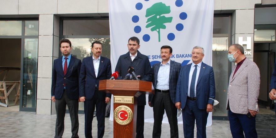 Bakan Kurum ilk kez açıkladı