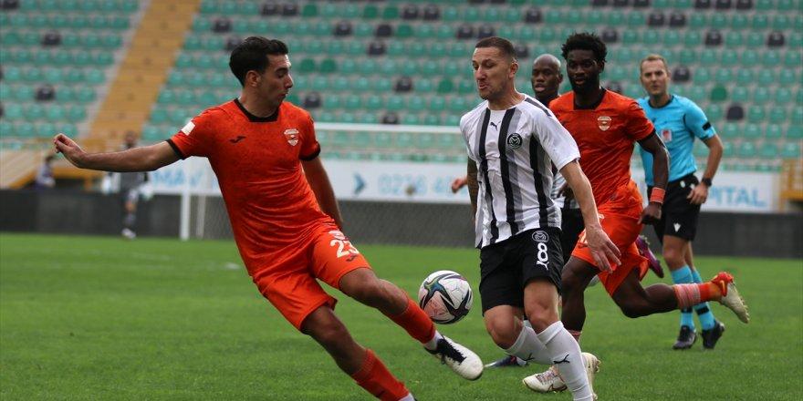 Manisa: 0 - Adanaspor: 3