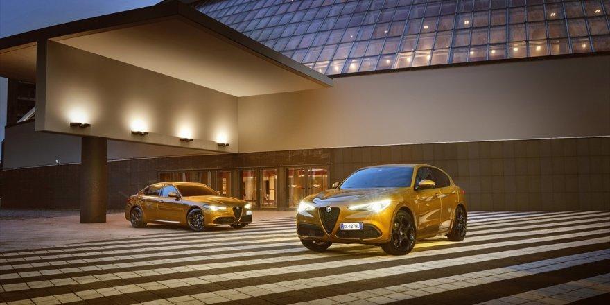 Alfa Romeo'nun Giulia ve Stelvio GT Junior özel serileri tanıtıldı