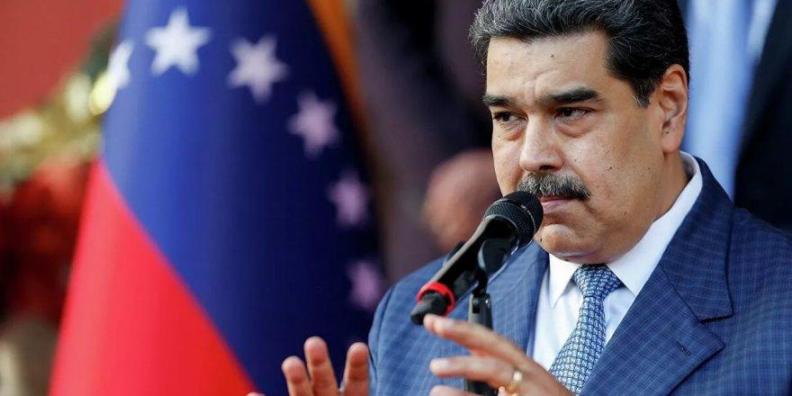 Maduro'dan Kolombiya'ya 'normalleşme' çağrısı