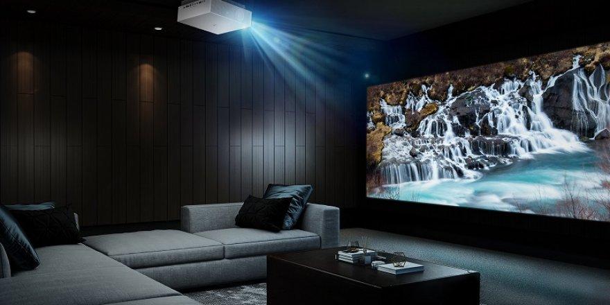 LG Projektörlerle 4K sinema deneyimi ve performansı bir arada