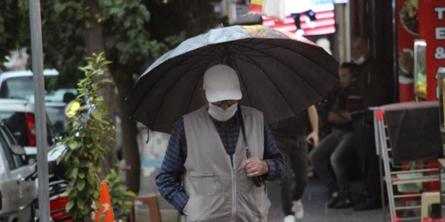Aydın'a yağışlı hava geliyor