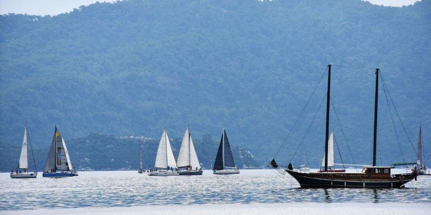 32. Uluslararası Marmaris Yarış Haftası başladı