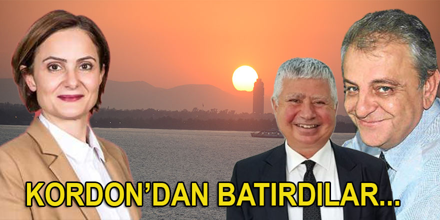 Bir başka olur İzmir'in Kordonu'nda akşam güneşini batırmak!
