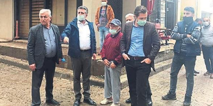 CHP'NİN FOTOĞRAFI