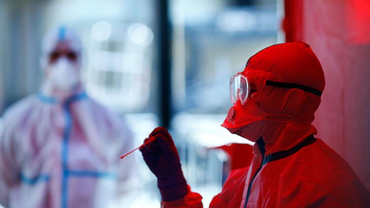 Almanya'da son 24 saatte korona virüsten 689 ölüm