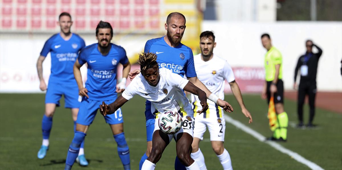 TFF 1. Lig: Tuzlaspor: 2 - Menemenspor: 0