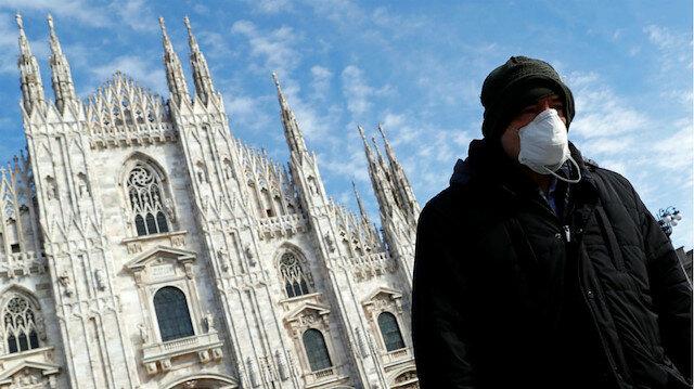 İtalya'da son 24 saatte korona virüsten 385 can kaybı