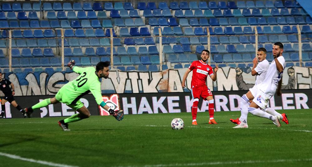 TFF 1. Lig: Adana Demirspor: 2 - Ankaraspor: 0