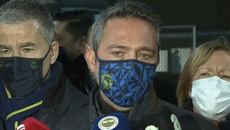 """Ali Koç: """"Bu mağlubiyet, şampiyonluğumuzun habercisi"""""""