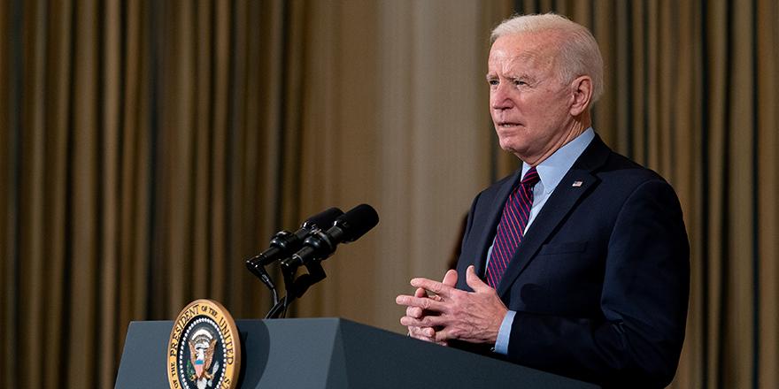 """Biden: """"Trump'ın istihbarat raporlarına erişimi olmamalı"""""""