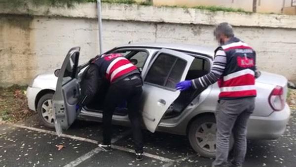 Jandarmadan uyuşturucu operasyonu: 13 kilogram bonzai ele geçirildi
