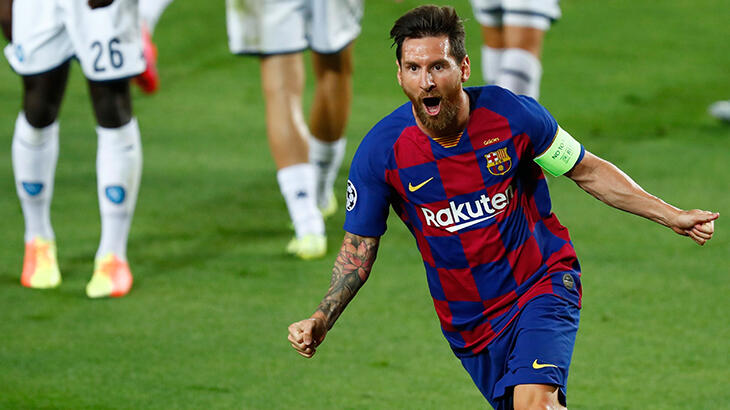 IFFHS'ye göre son 10 yılın en iyi futbolcusu Lionel Messi