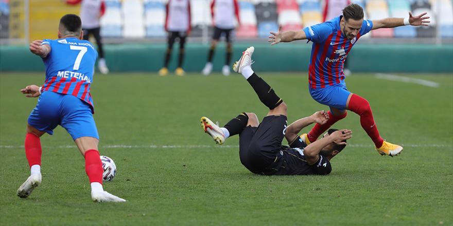 TFF 1. Lig: Altınordu: 2 - Beypiliç Boluspor: 1