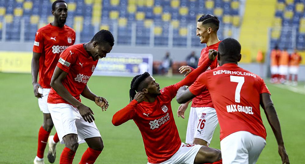 Süper Lig: MKE Ankaragücü: 1 - DG Sivasspor: 4