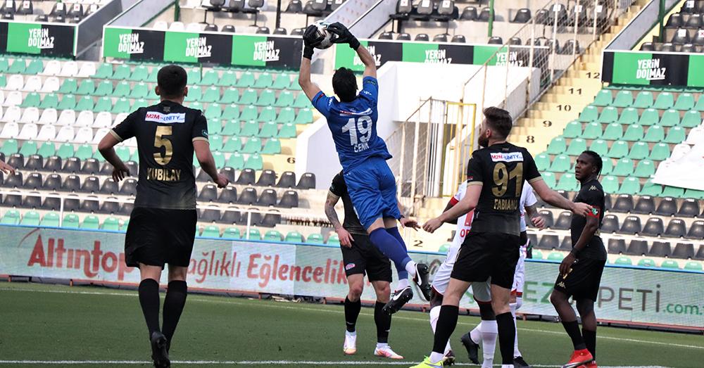 Süper Lig: Denizlispor: 1 - Antalyaspor: 1
