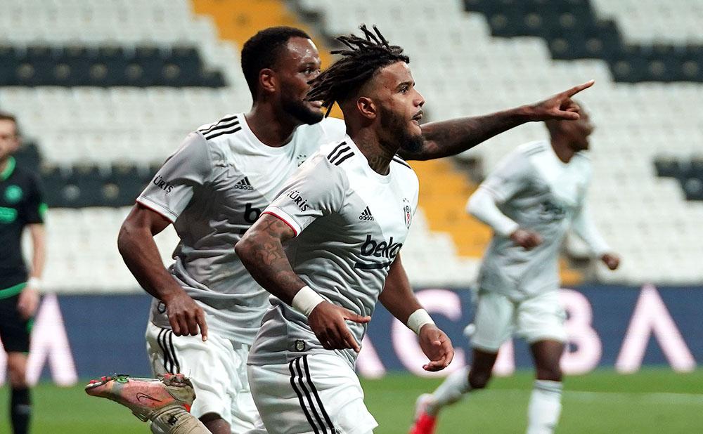 Süper Lig: Beşiktaş: 1 - İH. Konyaspor: 0