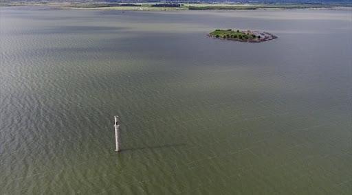 İzmir'de rekor yağışların ardından Tahtalı Barajı'ndaki su seviye yüzde 55'i aştı