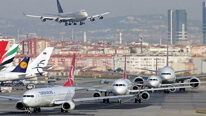 2021 yılı Ocak ayı uçak, yolcu ve yük trafiği açıklandı