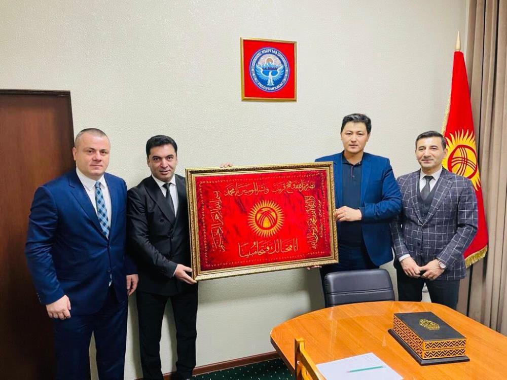 Türk iş dünyasından Kırgızistan ile ticaret atağı