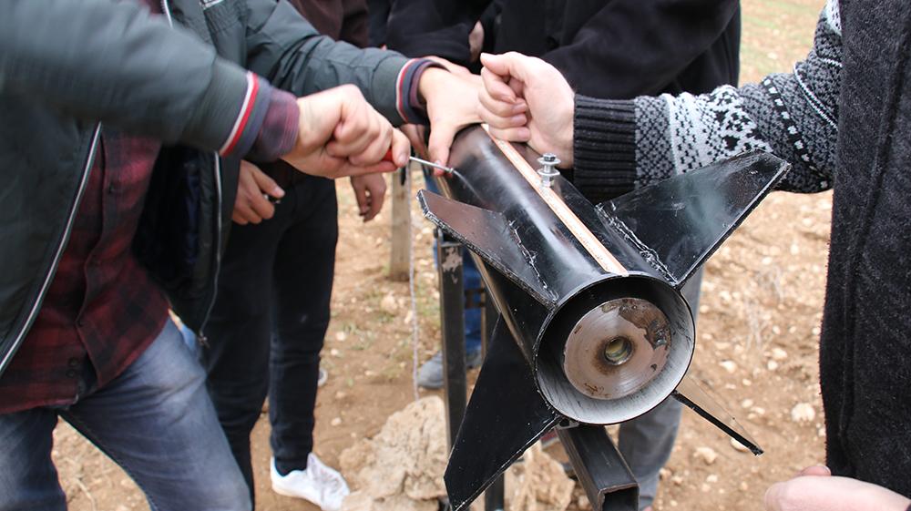 Elazığ'da roket üretildi, test uçuşları başlatıldı
