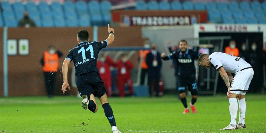 Trabzonspor: 1 - Yukatel Denizlispor: 0