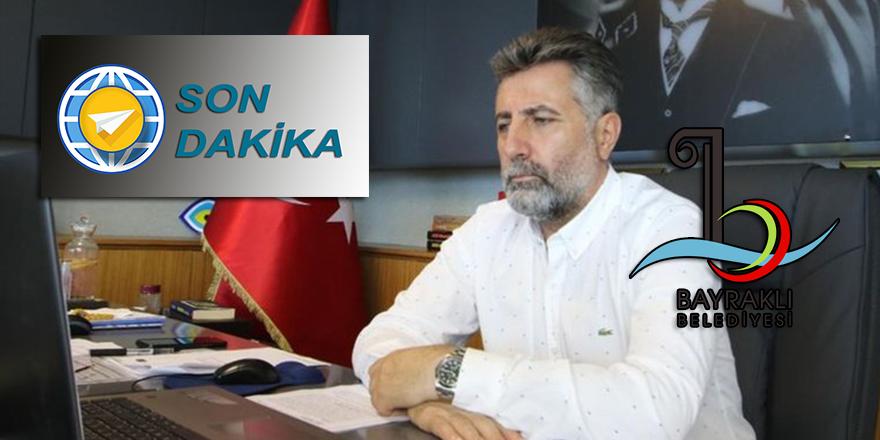 Son Dakika: Bayraklı Belediye Başkanı Serdal Sandal 'acil' koduyla apar topar CHP Genel Merkezine çağırıldı...