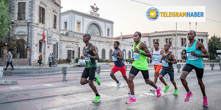 İzmir Maratonu 'Kısa Film' tanıtım işi de İstanbullu firmaya verilmiş! Maraton da tanıtım işi de yarın başlıyor...