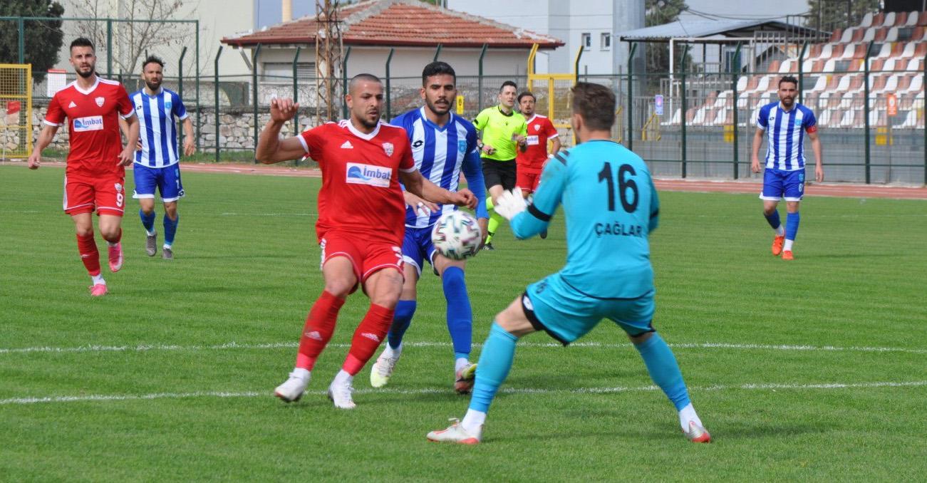 3. Lig 3. Grup: Somaspor: 3 - Elazığ Karakoçan FK: 1
