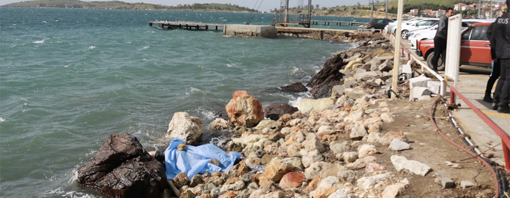 Kayıp emekli bekçinin denizde cesedi bulundu