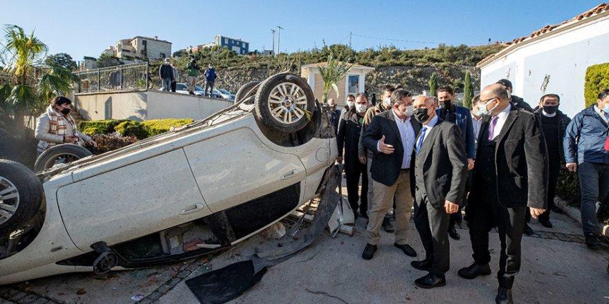"""Başkan Soyer: """"Gördüğümüz tablo çok üzücü ve felaketin boyutlarını gösteriyor"""""""
