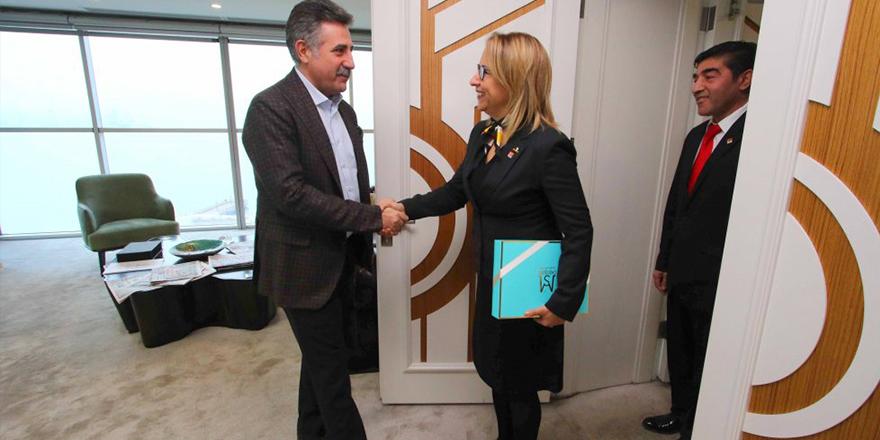CHP Bayraklı İlçe Başkanı Susmuş, Başkan Sandal hakkındaki iddiaları yalanladı