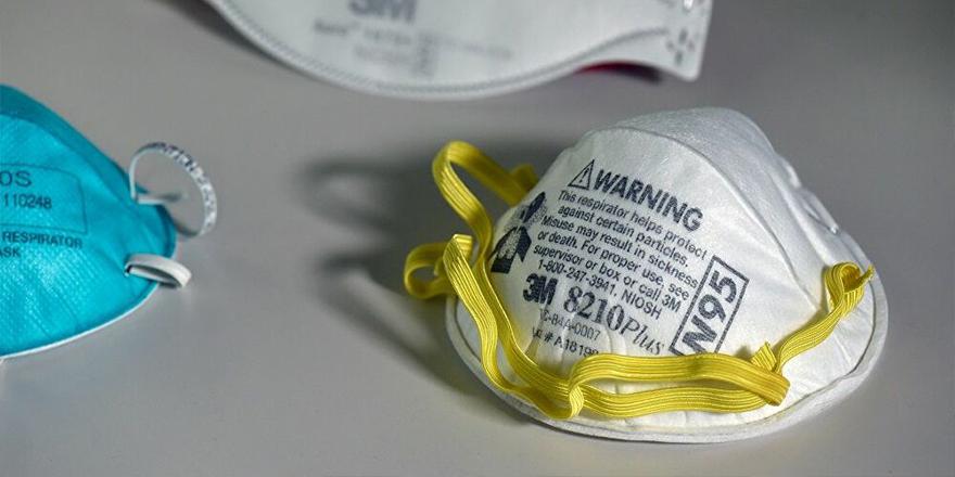 ABD'de milyonlarca sahte N95 maske hastanelere dağıtıldı