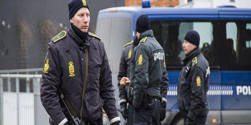Danimarka'da terör saldırısı planlayan 14 DEAŞ militanı yakalandı
