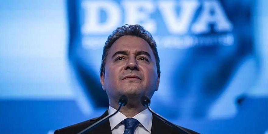 DEVA Partisi'nde dikkat çeken FETÖ mesajlı istifa!